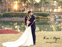 Kim & Ryan Wedding 1.23.16